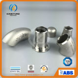 ASME B16.9 acero inoxidable del trozo final con TUV (KT0357)