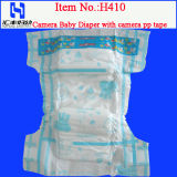 Устранимая пеленка для пеленки оптовой пеленки младенца наградной в большом части (410)