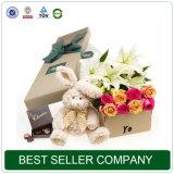 Rectángulo de papel de la cartulina del rectángulo de la flor por encargo de Rose