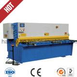 Machine de tonte hydraulique, machine 4 x 2500mm de tôle pour le système de régulation d'Estun E21s OR