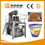 Máquina de embalagem de batatas fritas congeladas