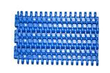 A série 900 de Intralox perfurou a correia modular superior lisa