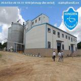 El molino completo del maíz 100t de China trabaja a máquina buena calidad