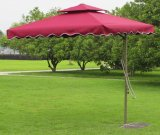 テラスデザイン屋外の庭の日傘