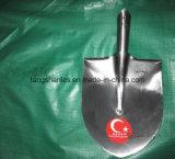 Hoofd van de Schop van de Kleur van Turkije het Model Opgepoetste