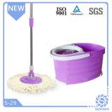Fregona fácil de limpieza del compartimiento de la fregona del suelo 360