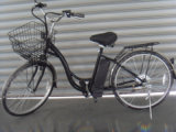 """Велосипед свинцовокислотной батареи более лучшего качества и рамки конкурентоспособной цены 26 """" стальной электрический (JSL006)"""