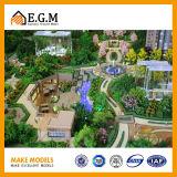 표시 제조의 고품질 아BS 부동산 모형 또는 건축 모형 만들거나 집 모형 또는 모든 종류