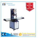 Fábrica china para el de alta frecuencia de la máquina de la alfombra de la fabricación que graba, la eficacia alta y la estabilidad fuerte