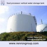 Serbatoio verticale dell'acqua del cilindro dell'azienda di trasformazione di alimento T-51