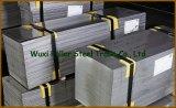 Hoja de acero inoxidable del certificado de prueba del molino de los Ss 304 en la acción