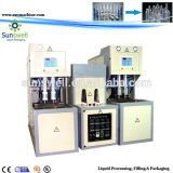 Máquina de sopro do frasco 5L/10L grande Semi automático