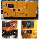generador de potencia diesel espera del uso casero insonoro 15kw (GFS-15KW)