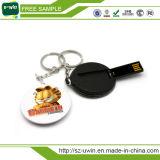 플라스틱 드라이브 신용 카드 USB 지팡이를 인쇄하는 풀 컬러