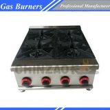 Fornello di gas della Tabella Wth 4 bruciatori Wxl-Rb4