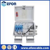Fdb FTTX 통신망 광섬유 Disturition 상자 1*8 PLC 쪼개는 도구