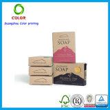 Cadre fait sur commande fabriqué à la main de savon de papier d'emballage