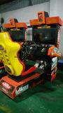 Máquina de juego video superada fábrica el competir con de coche de la arcada de fichas del simulador
