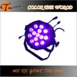방수 UV 색깔 DMX 동위는 LED 옥외 빛 할 수 있다