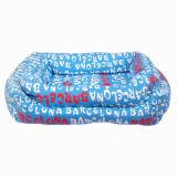 Casa de perro de la tela para la pequeña base desmontable y lavable del animal doméstico de perro de la casa