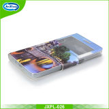 caso de cuero de la manera para Samsung G5308W
