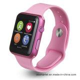 Novo Presente Bluetooth Iwo Smart Watch 1: 1 Monitor de Monitor de Grande Capacidade