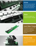 Bester Granulierer/Zerkleinerungsmaschine/Reißwolf für PP/PE/ABS/EPE/EPS/XPS Kunststoffe