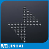 (d), 4mm hoher Grad-bereiftes Glas-Fertigkeit für Sprüher