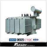 3 la phase Polonais électrique a monté la puissance de transformateur de 60 Mva