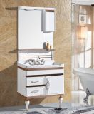 Neues Floor Standing PVC Bathroom Cabinets mit Mirror