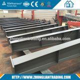 Costruzioni portali della struttura d'acciaio del blocco per grafici ISO9001