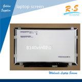 """도매 14 """" 휴대용 퍼스널 컴퓨터 LCD 스크린 Lvds 발광 다이오드 표시를 위한 TFT LED 위원회 B140xtn02.0"""