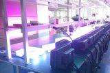 PARITÀ sottile esterna di 54X3w RGB LED per illuminazione della fase