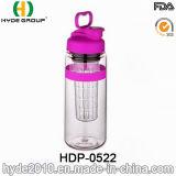 bottiglia di infusione della frutta di Tritan personalizzata 32oz, bottiglia di plastica di Infuser della frutta (HDP-0522)