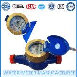 De foto-elektrische Meter van het Water van de Lezing Verre (Dn15-25mm)