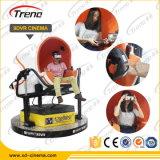 Virtual dinamico 9d Egg Cinema Vr 9d Cinema/Theater Simulator per Oversea Market con la fossa di Oculus