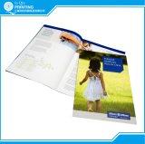 Impression piquée par selle de livret explicatif de brochure