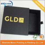 Boîtes-cadeau de estampillage chaudes de bijoux de logo (QYZ024)
