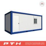 Chambre de conteneur de Pth 20FT pour la Chambre/bureau provisoires
