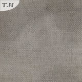 2016 mucha tela de materia textil de lino de imitación popular de los muebles de la tela de materia textil del sofá (FTD31060)