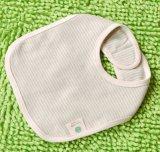 有機性綿の赤ん坊の胸当て