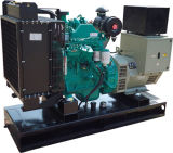50kw Small Voltage Power Engine Open Type Diesel Generator Set