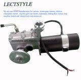 motore elettrico del Transaxle di 24V 300W 400W 500W 180rpm per il motorino di mobilità ed il carrello elettrici dell'oro