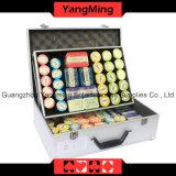 Высокосортный набор микросхем 760PCS покера Франции (YM-TZCP017)