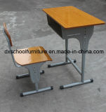 Alta qualidade Wooden Furniture School Table e Chair