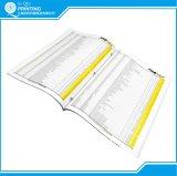 Serviços de impressão do negócio do folheto do folheto do catálogo