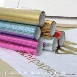 Larghezza chiara della pellicola/vinile di scambio di calore di colore del taglio facile 50 lunghezze di cm 25 m. per cotone