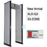 Buoni prezzo di Muti-Zona e camminata di qualità tramite il metal detector (XLD-G2)
