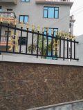 La construcción, decoración, OEM modificado para requisitos particulares, metal, aluminio, acero inoxidable, cinc galvanizó la cerca de acero de la puerta
