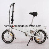 "16 ""Tire 250W Folding Electric Bike"